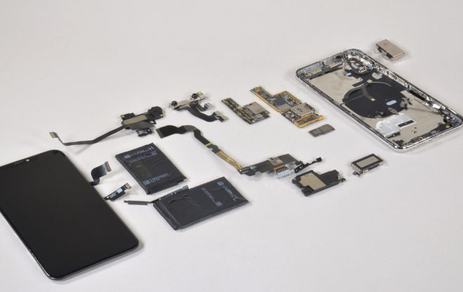 Smartphone production sources parts from near and far to create a supply chain as unique as each phone design.