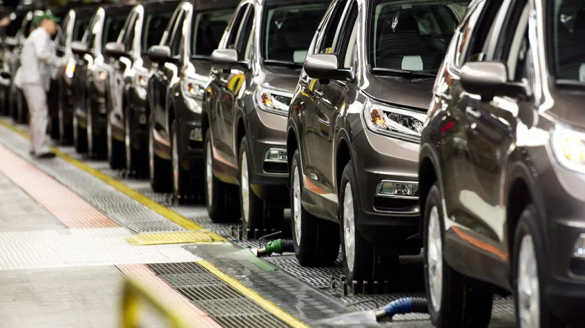 Automotive supply and consumer demand are misaligned; the industry impacts will be lasting.